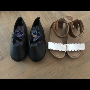 Other - Two pair of toddler shoes